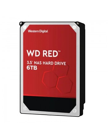 WD Red NAS HDD 6TB